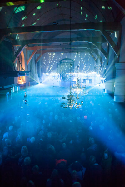 Evenement in de Broeker kerk