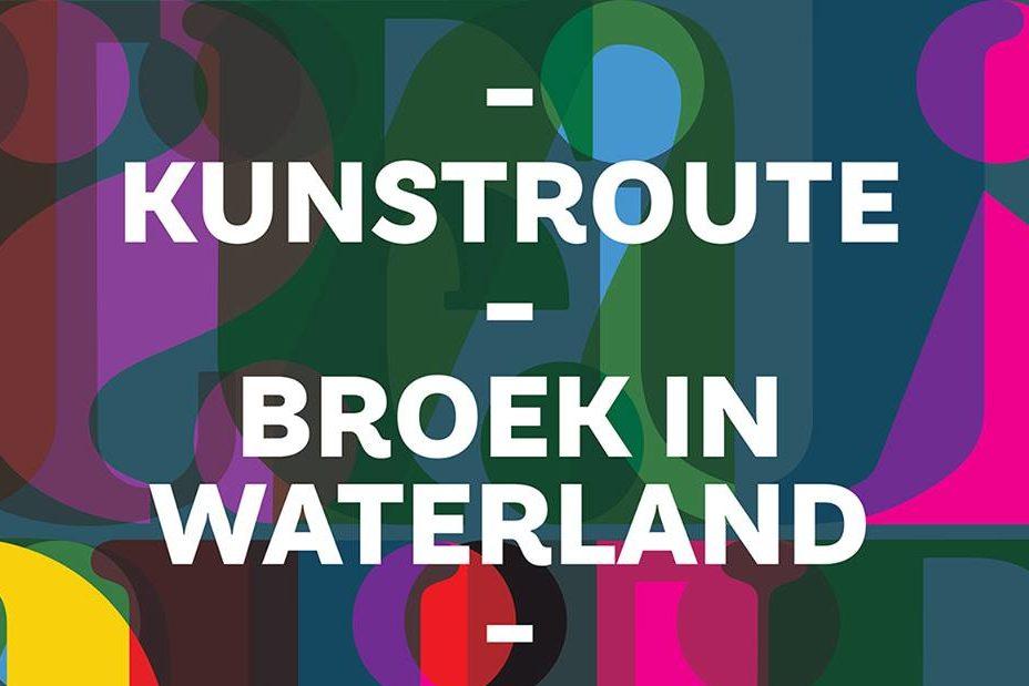 Kunstroute Broek in Waterland
