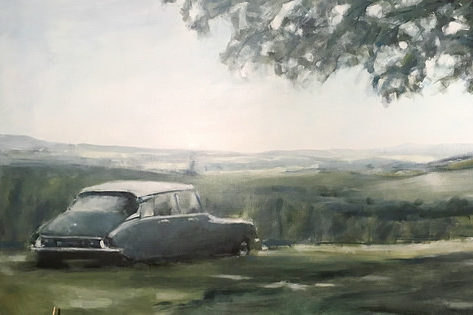 Schilderij Oscar Spierenburg