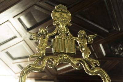 Doopboog Broeker Kerk