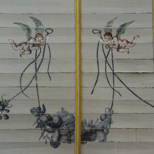 Plafond Broeker Kerk