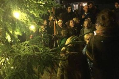 Kerstboom Neeltje Pater