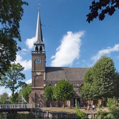 Kerk Broek in Waterland