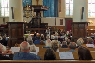 Overdracht Broeker Kerk