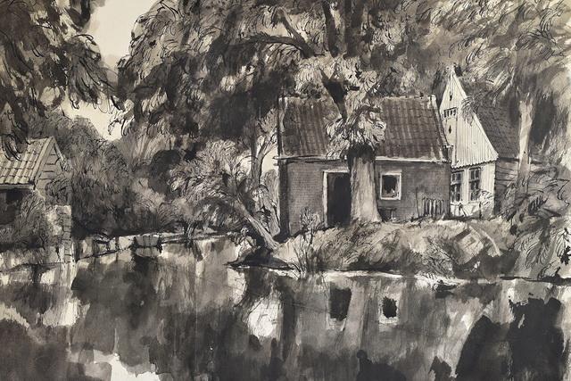 Het Dee, Jaap Nieuwenhuis